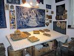 Eine Blaudruck Werkstatt