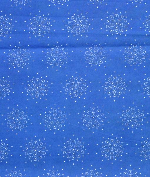 Blaudruckstoff 136-0