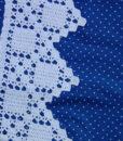 Blaudruck – Kissenbezug 7104-609