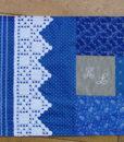 Blaudruck – Kissenbezug 7104-607