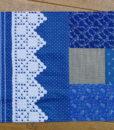 Blaudruck - Kissenbezug 7105-0