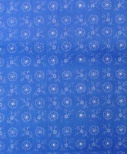 Blaudruckstoff 040-0
