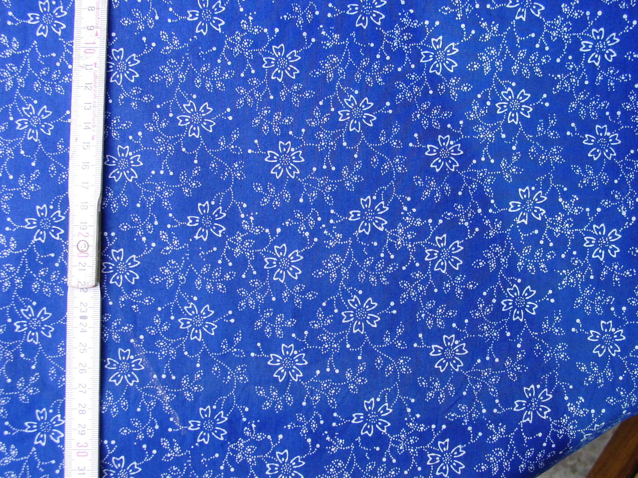 Blaudruckstoff 041-0