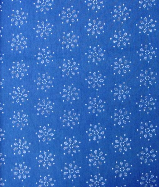 Blaudruckstoff 145-0