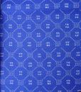 Blaudruckstoff 234-0