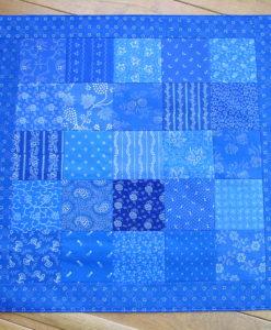 Blaudruck - Kissenbezug 7108-0