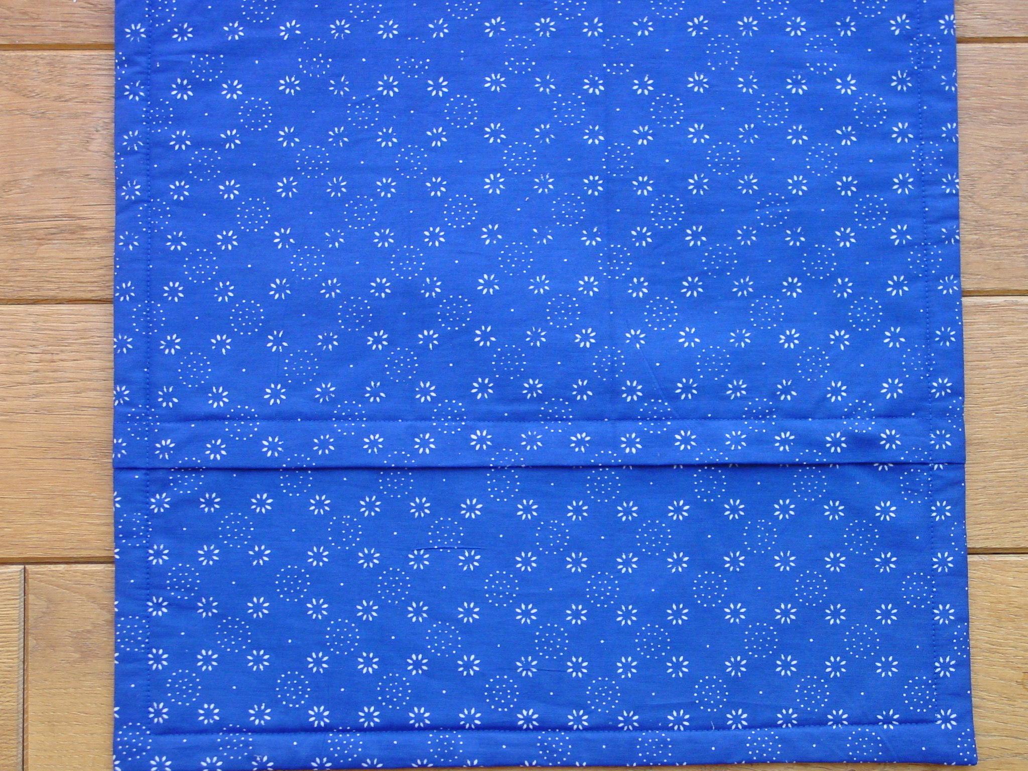 Blaudruck - Kissenbezug 7109-1111