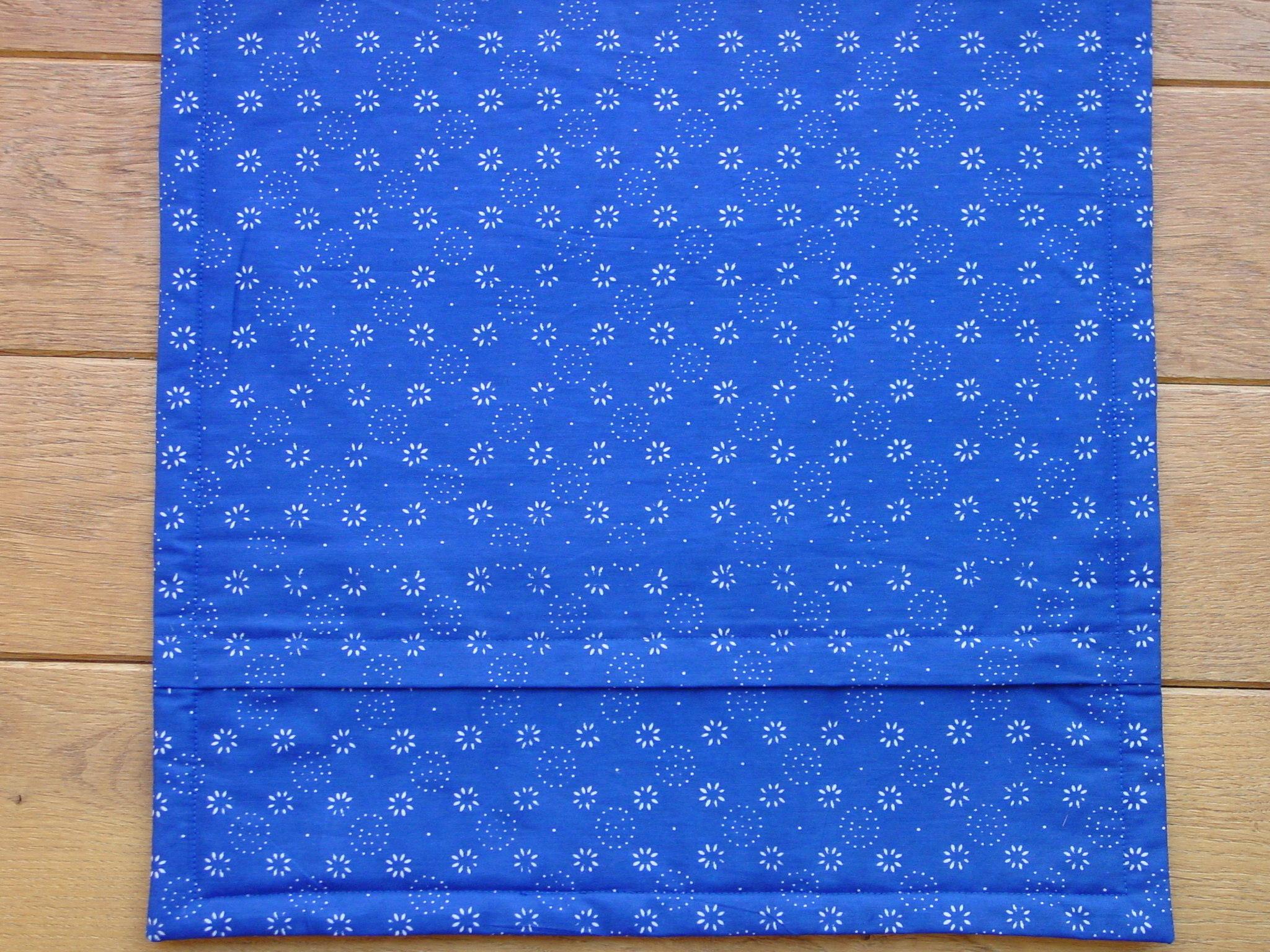 Blaudruck - Kissenbezug 7110-1118
