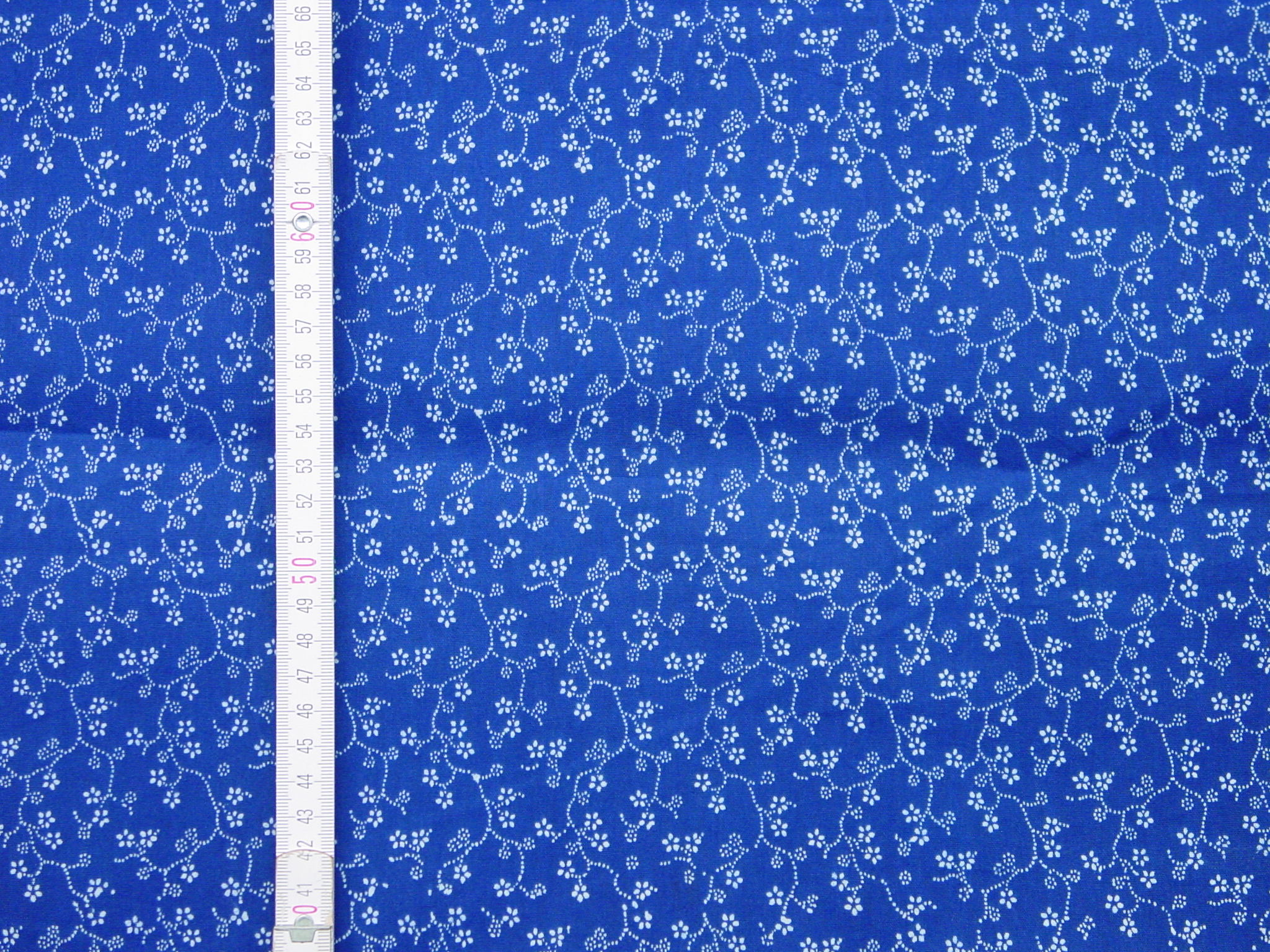 Blaudruckstoff 054-0
