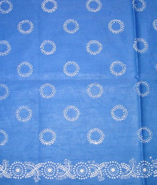 Blaudruck - Deckchen 6121-1203