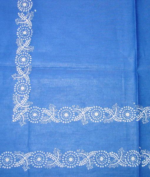 Blaudruck - Deckchen 6122-1207