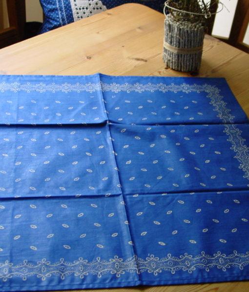 Blaudruck - Deckchen 6126-0