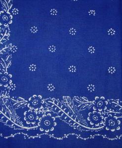 Blaudruck - Deckchen 6128-1231