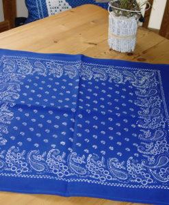 Blaudruck - Deckchen 6129-0