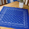Blaudruck - Deckchen 6132-0