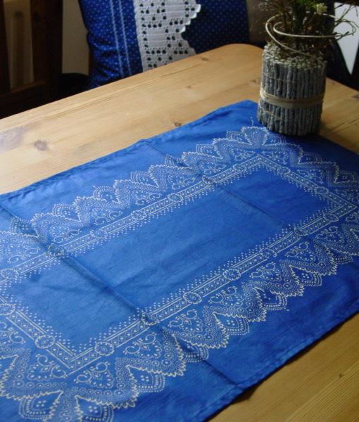 Blaudruck - Tischläufer 6222-0