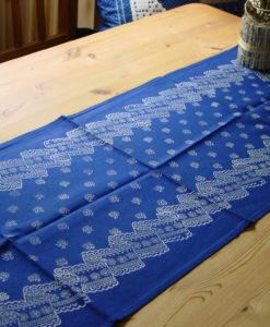 Blaudruck - Tischläufer 6227-0