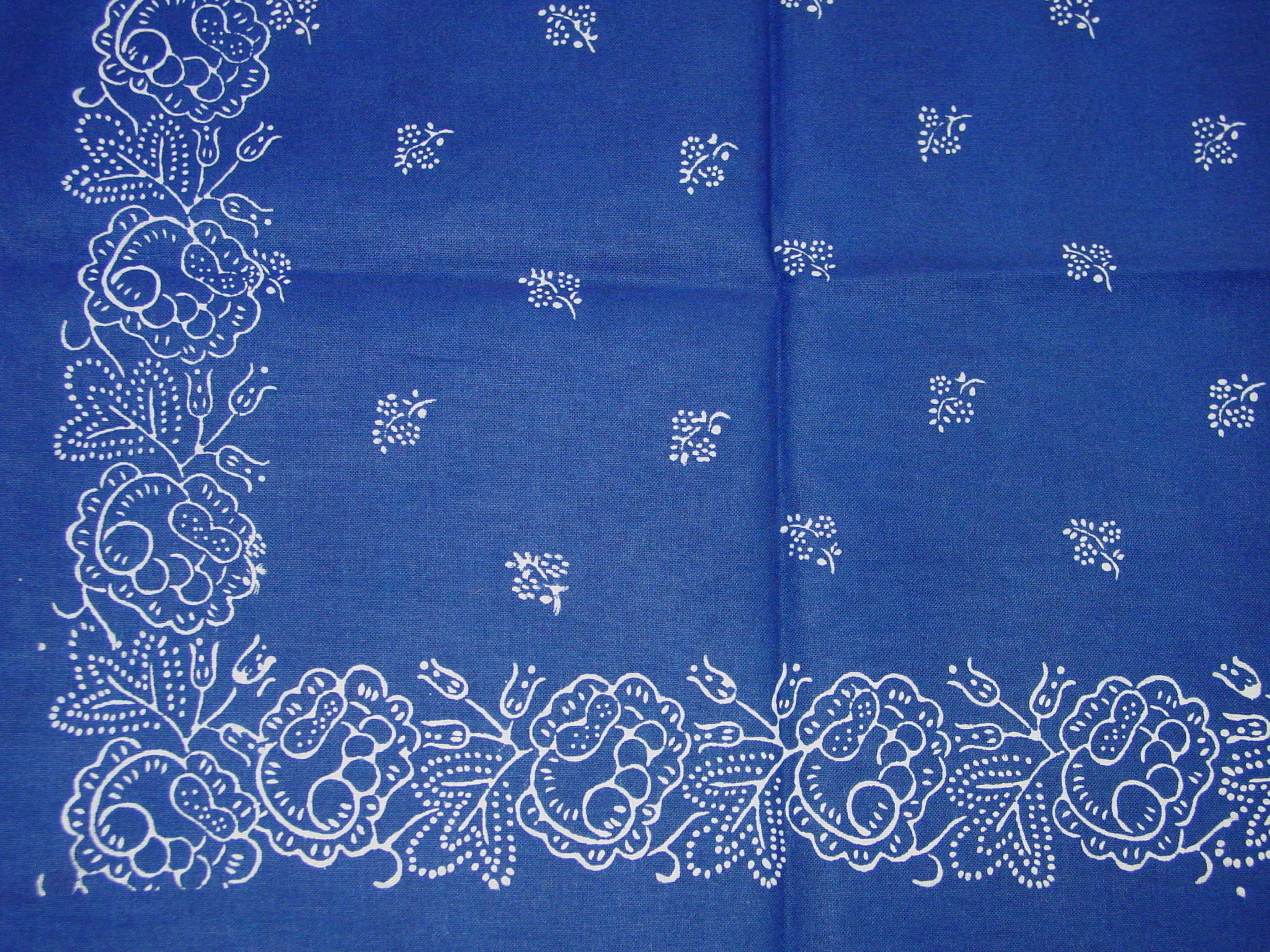 Blaudruck - Tischläufer 6228-1199