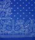 Blaudruck – Mitteldecke 6346-1142