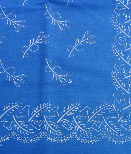 Große Blaudruck-Tischdecke 6477-1271