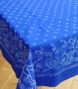 Große Blaudruck-Tischdecke 6488-0
