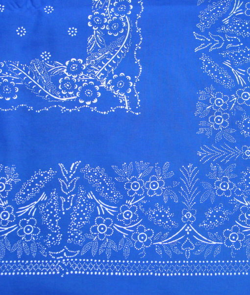 Große Blaudruck-Tischdecke 6489-1319