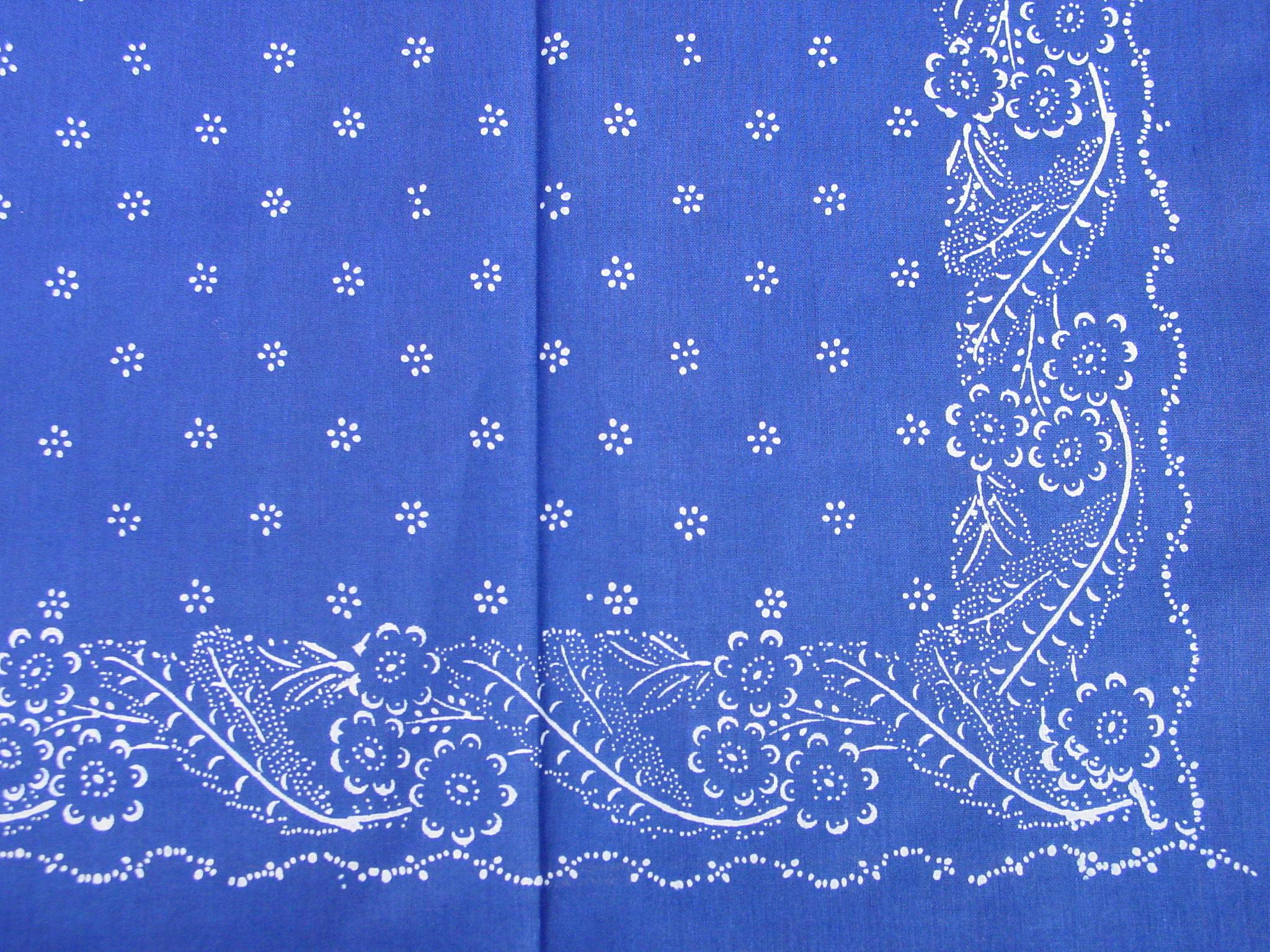 Blaudruck - Tischläufer 6229-1354
