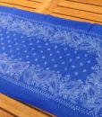 Blaudruck - Tischläufer 6230-0