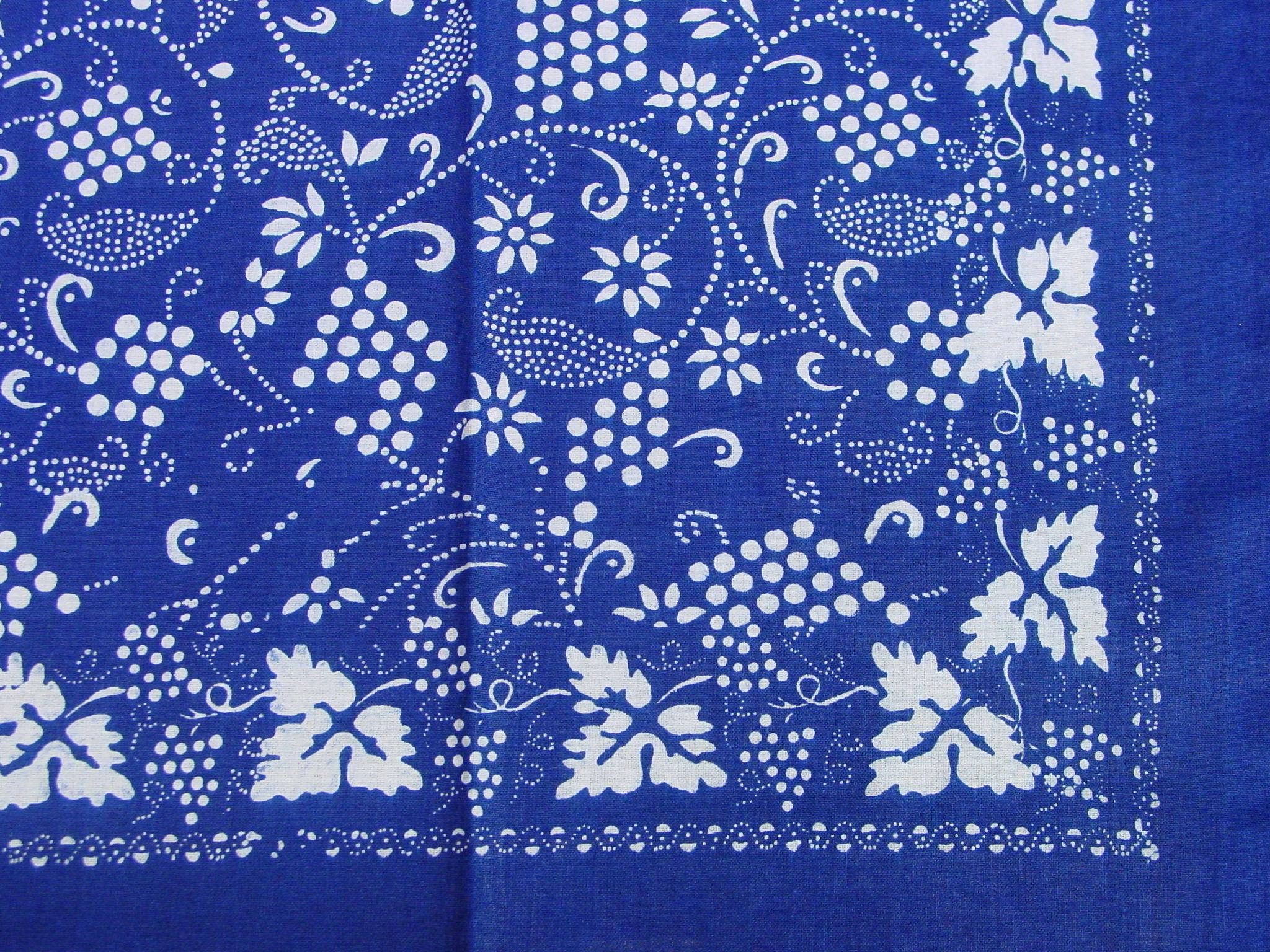 Blaudruck - Tischläufer 6231-1361