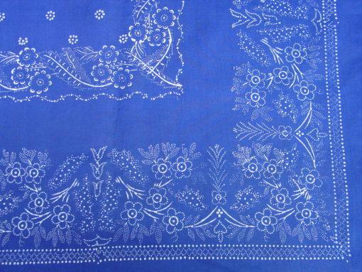 Große Blaudruck-Tischdecke 6493-1345